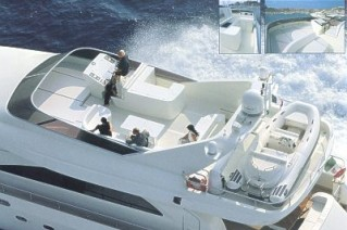 CARRARA - Flybridge