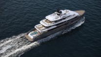 CCN and AES Yacht motor yacht DAYS