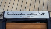 CINDERELLA IV -  Welcome onboard