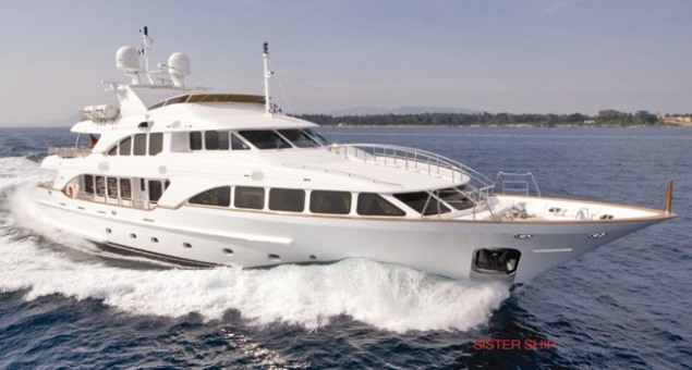 Motor Yacht CLAUDIA OF MC