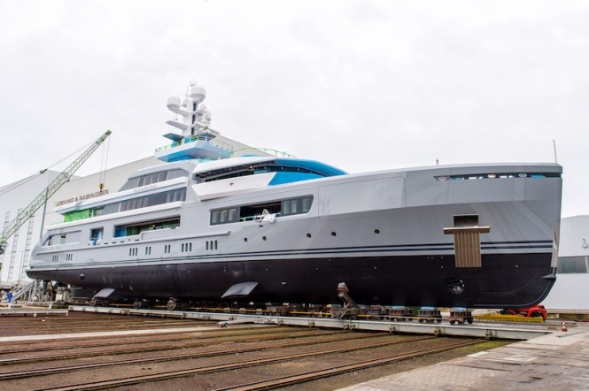 72m SuperYacht CLOUDBREAK