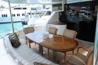 COLD GECKO -  Aft Deck Al fresco dining