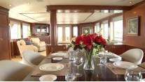 CONTINENTAL DRIFTER III -  Formal Dining