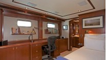 CONTINENTAL DRIFTER III -  Single Berth Cabin and Desk