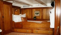 CORAL OF COWES -  Master Cabin