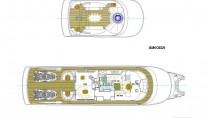 CRACKER BAY - Layout upper and sundeck