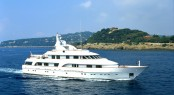 Motor Yacht CRACKER BAY (ex Campbell Bay)
