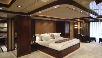 CRN 27m Azteca Superyacht Owners Suite