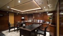 CRN built Azteca Superyacht Owners Suite