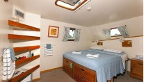 CUAN LAW - Guest double cabin