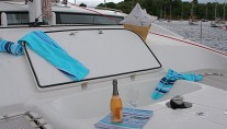 CURANTA CRIDHE - Deluxe foredeck tub