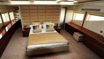 Cabin on Motor yacht Basmalina II ex Project Sunbeam