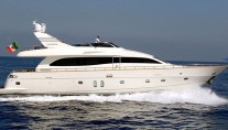 Canados 76 Yacht by Canados Yachts