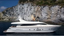 Canados 86 superyacht by Canados Yachts