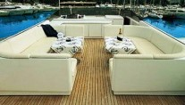 Canados ANGEL -  Flybridge Seating