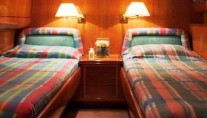 Canados ANGEL -  Twin Cabin