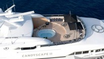 Candyscape II charter yacht