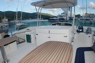 Captiva - Flybridge