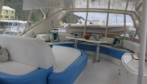 Caribbean Dreamin - Flybridge