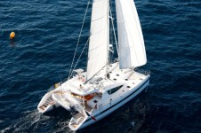Crewed Catamaran ELYSIUM