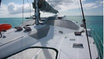 Cat FELICIA -  Foredeck