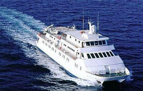 Catamaran Pegasus