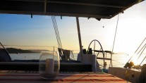 Catamaran ABYSSE - Al Fresco Dining 2