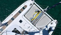 Catamaran ABYSSE - From Above