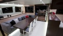 Catamaran Abuelo - Salon View 4