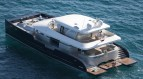 Luxury motor catamaran BRADLEY