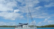 Sailing Catamaran FOLLIA