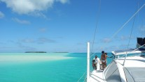 Catamaran FOLLIA -  On Charter in the South Pacific