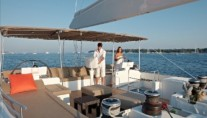 Catamaran Firefly -  Flybridge