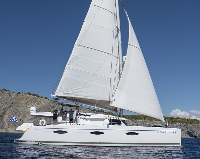 Catamaran HIGHJINKS I