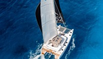 Catamaran KEPI -  From Above