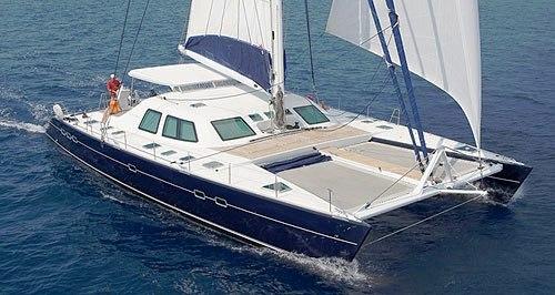 Crewed Catamaran LEVANTE