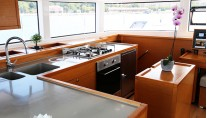 Catamaran LOTUS - Galley