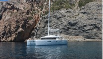 Catamaran LOTUS - In Charter