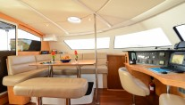 Catamaran NKALINDAU -  Salon Dining