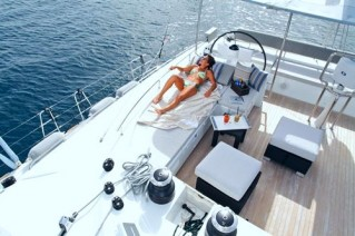 Catamaran NOVA -  Flybridge