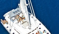 Catamaran NOVA -  From Above