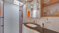 Catamaran NOVA -  Guest Bathroom