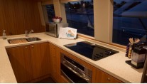 Catamaran OHANA - Galley