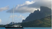 Catamaran ROSE OF JERICHO -  In Bora Bora