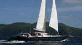 Catamaran ROSE OF JERICHO (ex SUN TENAREZE)