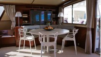 Catamaran ROSE OF JERICHO -  Salon Dining 2