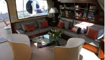 Catamaran ROSE OF JERICHO -  Salon Seating