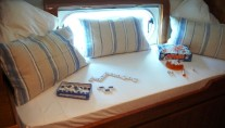 Catamaran SAGAPONACK -  Additional bunk for a child