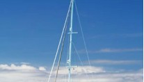 Catamaran SAGAPONACK -  At Anchor