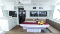 Catamaran SEA SPIRIT -  Aft Deck